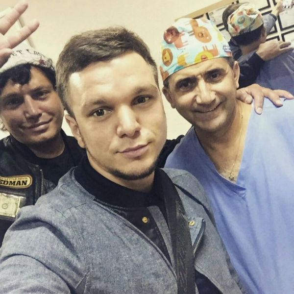 В ближайшее время Антон решится на преображение в клинике Гайка Бабаяна