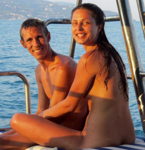 Алексей Панин с бывшей женой Людмилой