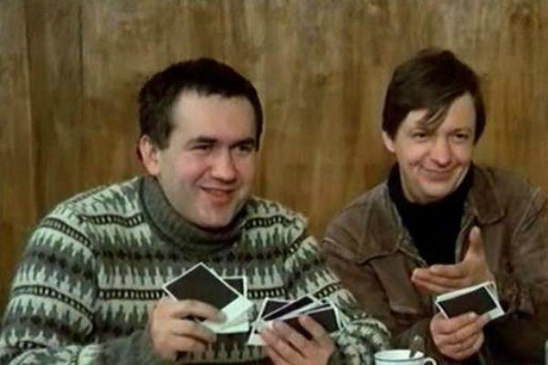 Стас Садальский и Сергей Иванов