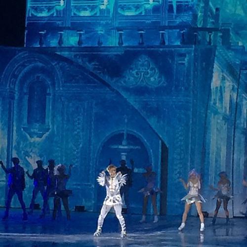 Евгений Плющенко отдал много сил шоу