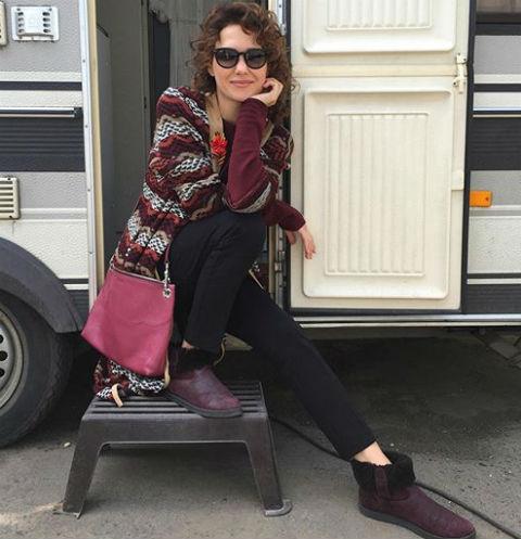 Екатерина Климова сменила имидж ради новой роли