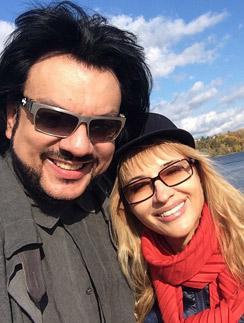 Филипп Киркоров и мама Данилы Козловского, Надежда Николаевна