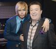 Сергей Зверев спел дуэтом с Иосифом Кобзоном