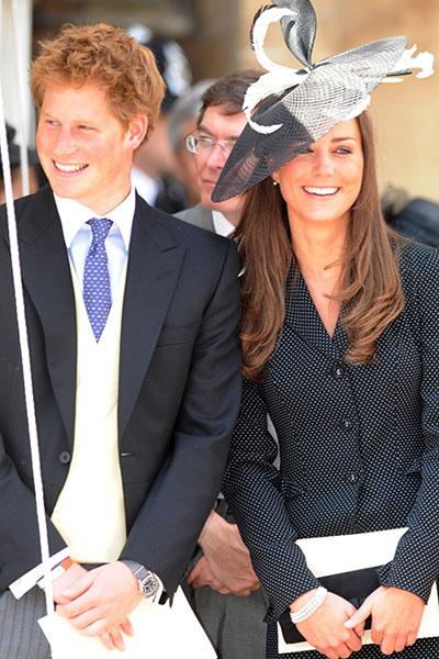 Больше всего за судьбу Гарри переживает герцогиня Кембриджская Кейт Миддлтон