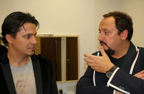 Стас Михайлов почувствовал в молодом исполнителе Максиме Олейникове талант и сделал его своим первым продюсерским проектом