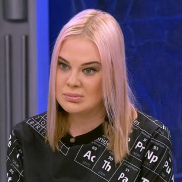 Приятельница Даны Лера Тувина
