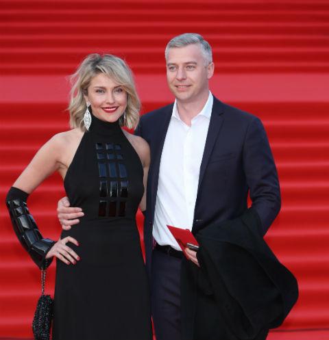 Екатерина Архарова и Артем Илясов