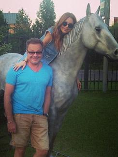 Наташа и Владимир сейчас находятся в разъездах по стране