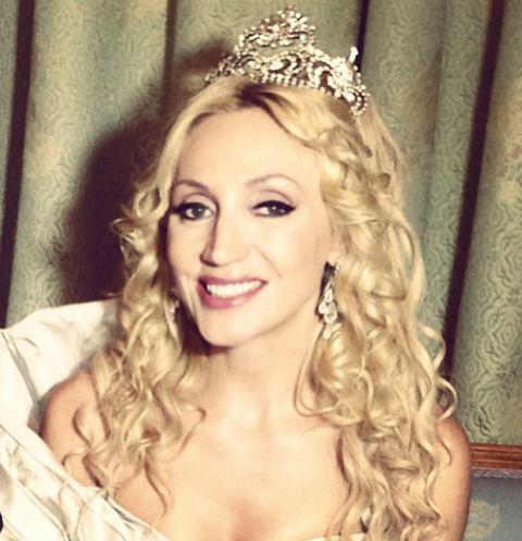 Кристине Орбакайте исполнилось 45 лет
