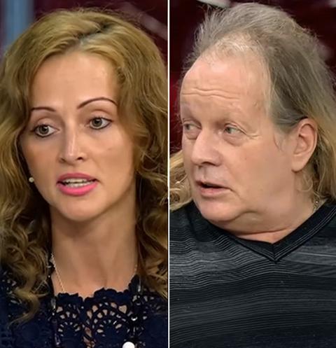 Полина Белова и Крис Кельми