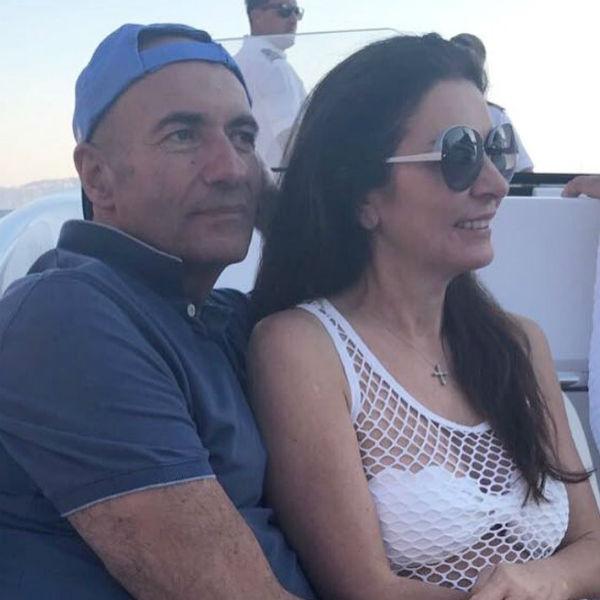 Игорь Крутой вместе с женой