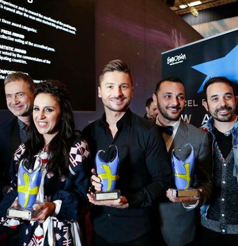 Победители «Евровидения»