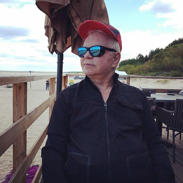 Борис Моисеев проводит много времени в Юрмале