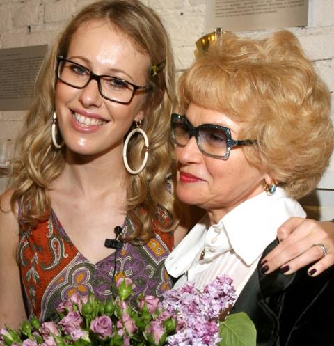 Ксения была долгожданным ребенком в семье Людмилы Нарусовой и Анатолия Собчака