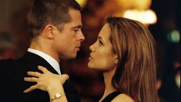 Анджелина и Брэд считались одной из самых красивых пар