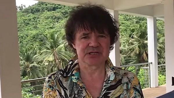 Евгений Осин считает, что пребывание в Таиланде пошло ему на пользу