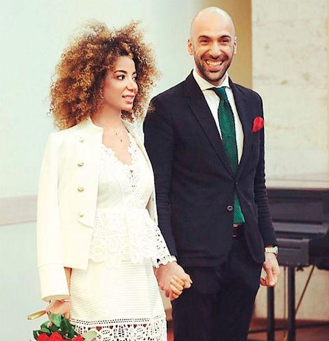 Влюбленные сыграли свадьбу 11 июля этого года