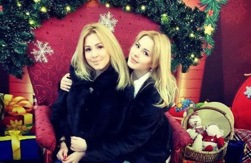 Анастасия и Мария Толмачевы