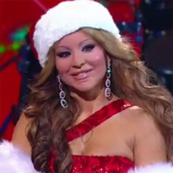 Певица Ани Лорак перевоплотилась в американскую звезду Мэрайю Кэри