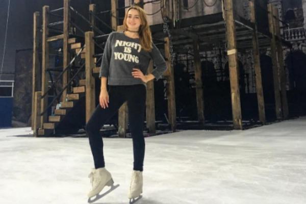 Анжелика Каширина покажет свое мастерство вместе с Романом Костомаровым
