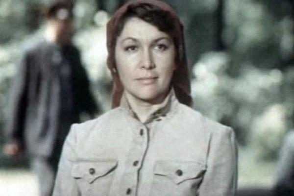 Актриса сыграла в фильме «На вес золота»