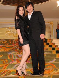 Еще в июне 2011 года Ира и ее муж выглядели счастливыми, а сейчас разводятся