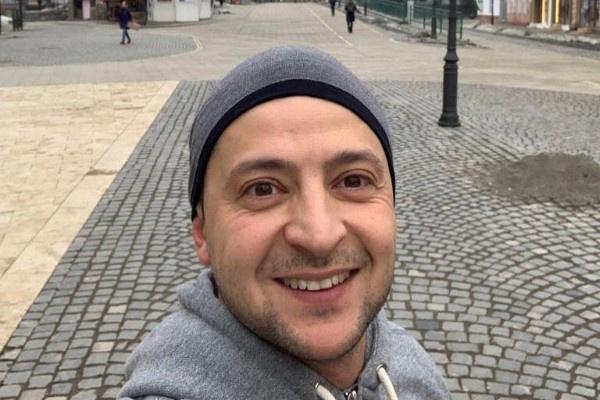 Владимир Зеленский часто проводит время в разъездах