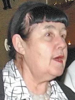 Бабушка Дани и мама Дмитрия Певцова Ноэми Семеновна