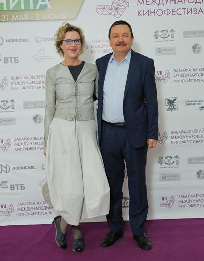 Вадим Абдрашитов и Ирина Розанова