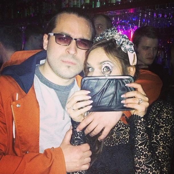 Алена Водонаева и Илья Дыбов