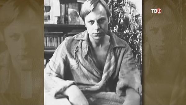 Юрий Богатырев в любимом халате