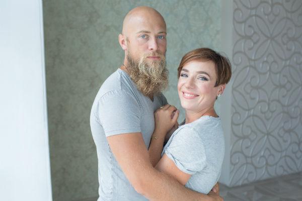 Супруги являются счастливыми родителями троих детей