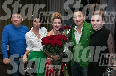 Ксения Бородина отметила День рождения | StarHit.ru Бородина с Терехиным