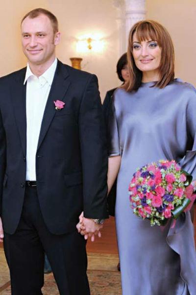 Семь лет назад Евгения и Константин сыграли свадьбу
