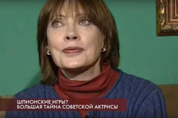 Дочь Зои Федоровой Виктория