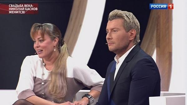 Наталья Громушкина и Николай Басков