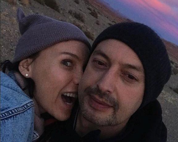Дарья Екамасова и Денис Фриман