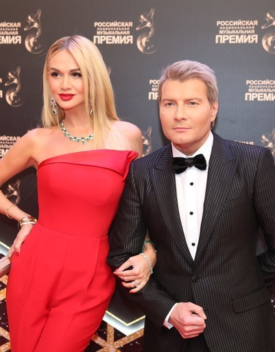 Виктория Лопырева и Николай Басков