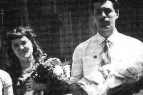 В браке с Борисом Андроникашвили родилась единственная дочь звезды