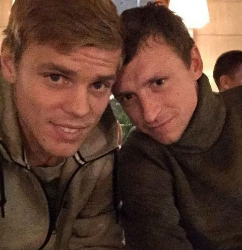 Александр Кокорин попросил разрешение тренироваться в спортзале СИЗО