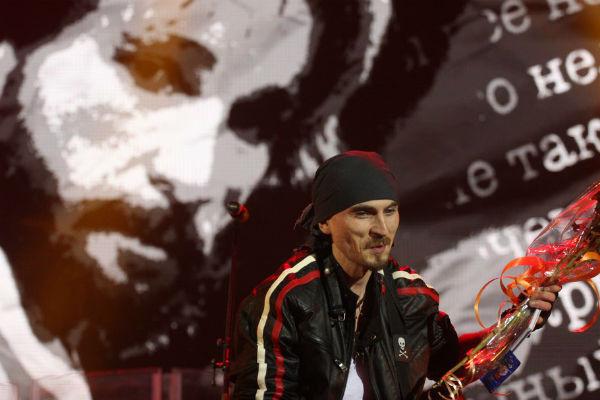 Благодарная публика по достоинству оценила талант Игоря Талькова-младшего
