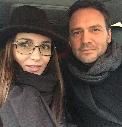 Анна Снаткина и Виктор Васильев