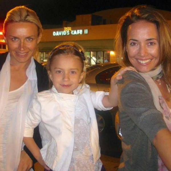 Дочь Кати благодаря Жанне серьезно занимается танцами