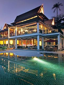 Отель Amari Palm Reef Koh Samui
