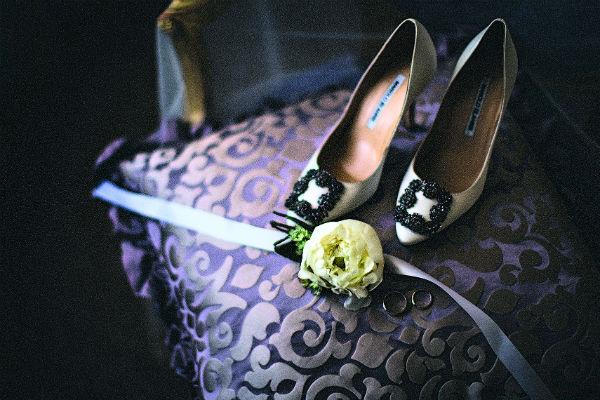 Телеведущая мечтала выйти замуж в туфлях от Manolo Blahnik