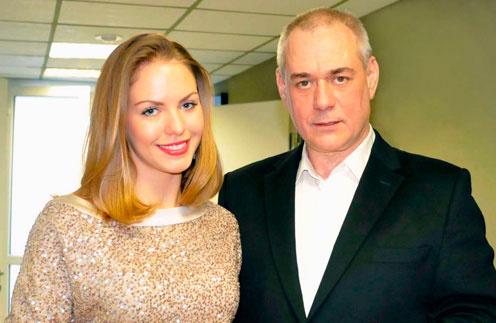 Сергей Доренко с дочерью