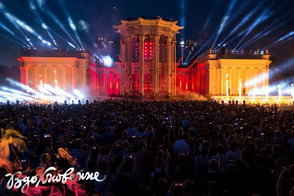 Каждый из трех дней фестиваля будет посвящен определенному виду искусства
