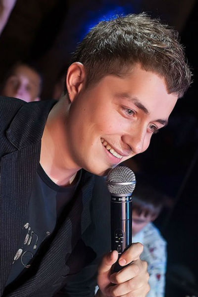 Сергей Оборин