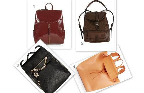 Модные рюкзаки