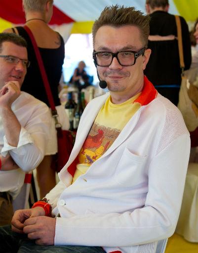 Президент холдинга «ПрофМедиаТВ» Николай Картозия